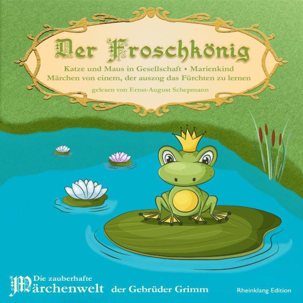Der Froschkönig_Gebr. Grimm