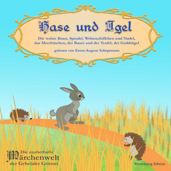 Der Hase und der Igel von Gebr. Grimm