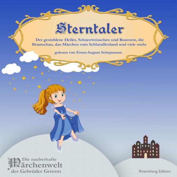 Sterntaler von den Gebr. Grimm